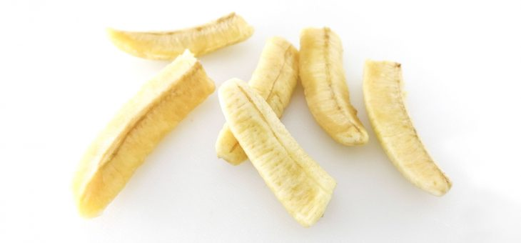HOW TO TURN A BANANA INTO FINGER FOOD using only your hands!